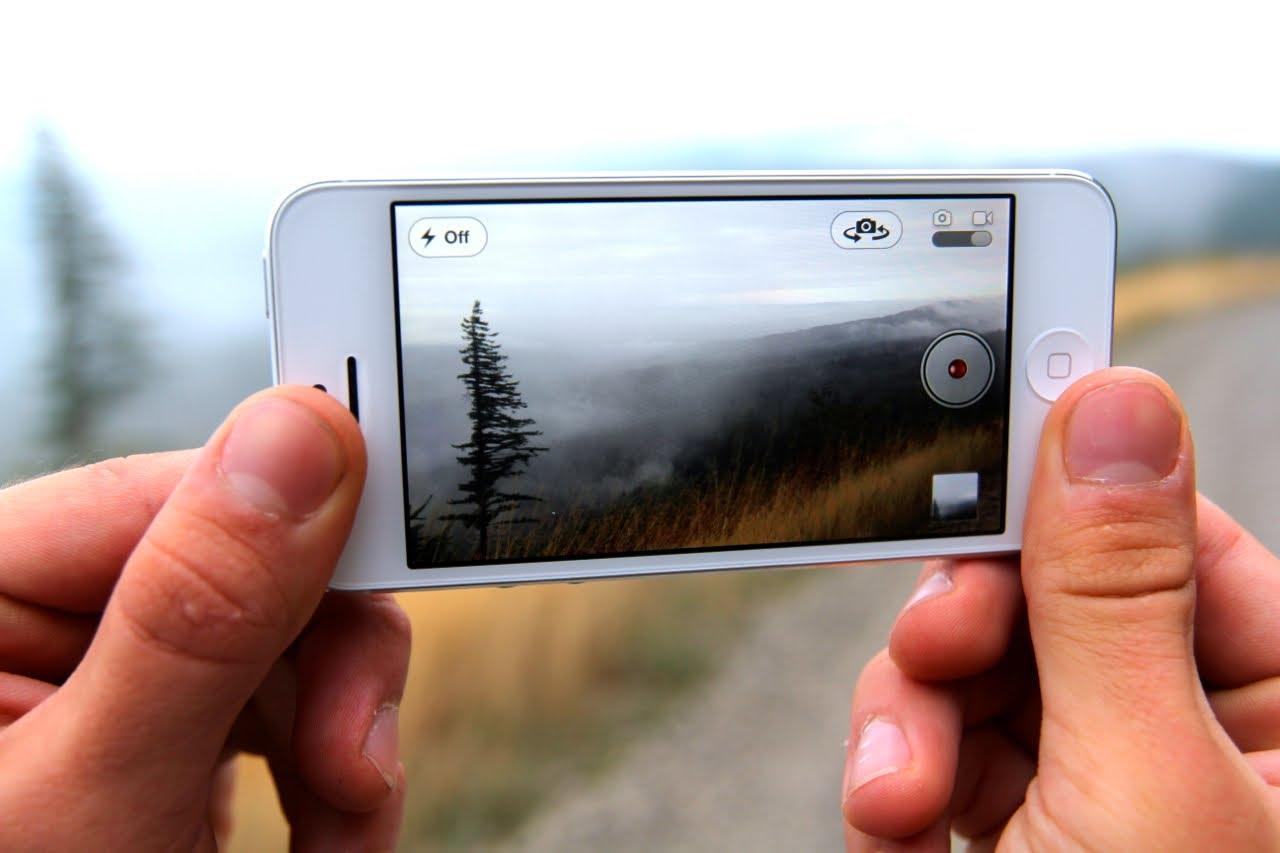 Как на айфон сделать хорошие фото